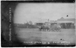 Bowning Police