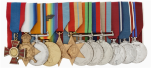 AWM_Medals_GMWilson
