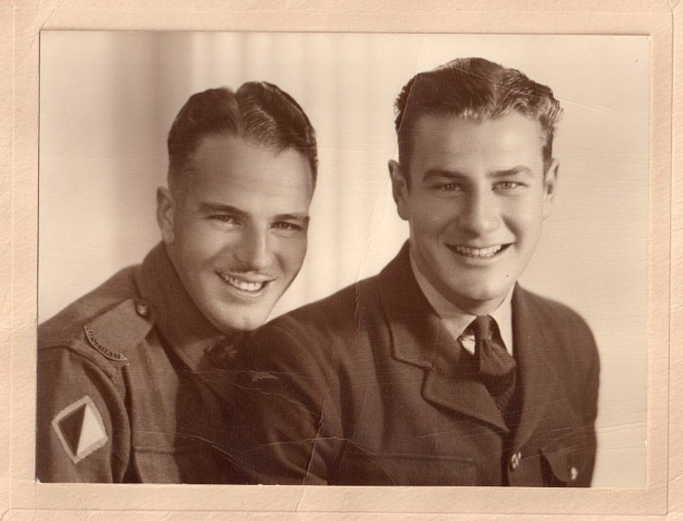 Harry&Murray Turner WW2