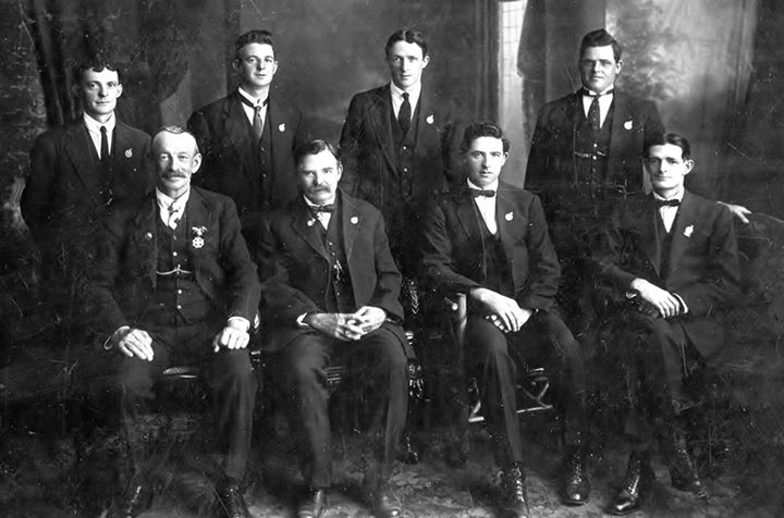 Jonathon Turner WW1 Photo