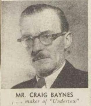 Craig Baynes AWW 1950