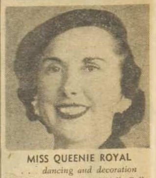 Queen Royal AWW 1947