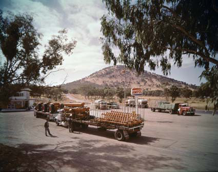 22A. Trove_NAA_1965_Transport at Bowning_Colour