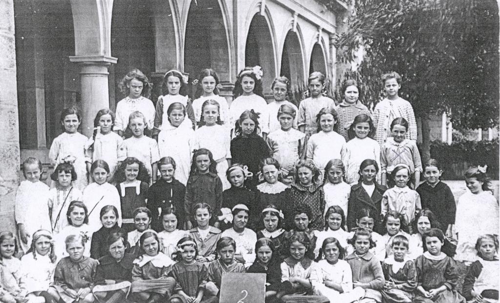 Bondi Public School, 2nd Class 1916, SRNSW NRS-15051, IE167172